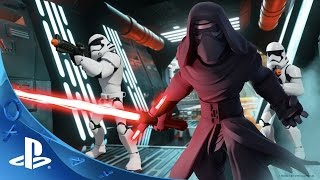 getlinkyoutube.com-Disney Infinity 3.0 Edition: Star Wars The Force Awakens Play Set - Official Trailer | PS4, PS3