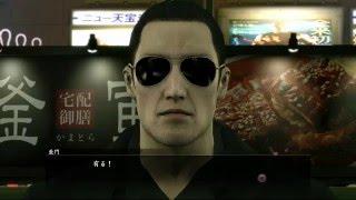getlinkyoutube.com-PS4 60FPS 龍が如く極 EX-HARD 亜門丈 ノーダメージ撃破