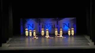 Falling Slowly - Large Group Lyrical, SoCal Dance