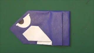 「Killer」origamiマリオのサブキャラ「キラー」折り紙