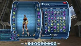 getlinkyoutube.com-DCUO Fire Tank Loadout  2016(Boss & Adds)