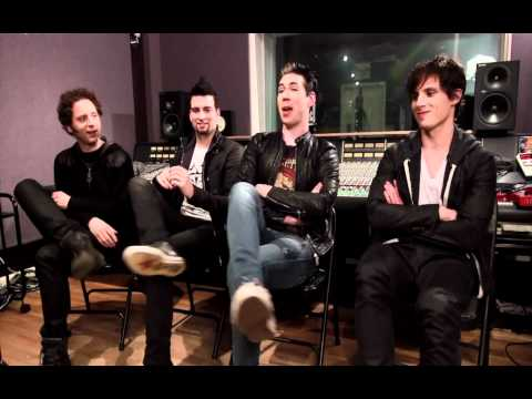 "Marianas Trench - Behind The Scenes: ""Fallout"""