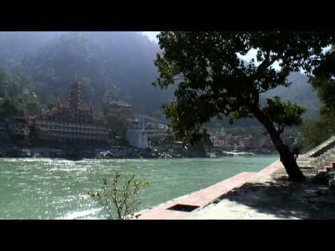 Rishikesh, Inde du nord, la ville du Yoga-Travel to India, Les Routes du Monde