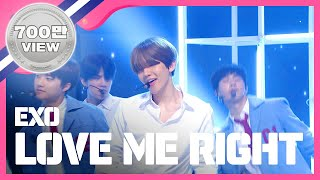 getlinkyoutube.com-(ShowChampion EP.149) EXO - LOVE ME RIGHT