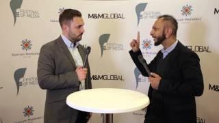Festival of Media Global: Sanjay Nazerali, Dentsu Aegis Network