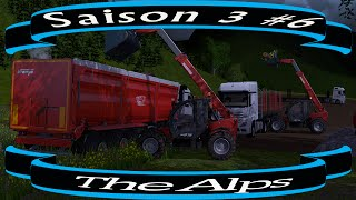 getlinkyoutube.com-FARMING SIMULATOR 15 / The Alps / Nouvelle saison ep 6 / multi