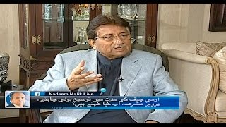 getlinkyoutube.com-Army Chief ki muddat mein izafa, Nadeem Malik Live 17 Sep 2015