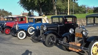 getlinkyoutube.com-54th Annual OC Model A Ford Club Pancake Breakfast (OCMAFC) Pt. 1