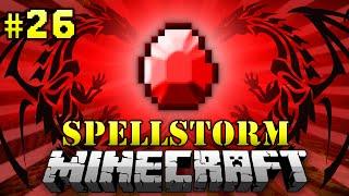 getlinkyoutube.com-DRAGONSTONE!! - Minecraft Spellstorm #026 [Deutsch/HD]