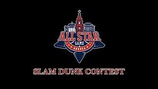 All Star Oradea - Slam Dunk Contest 2016