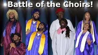 getlinkyoutube.com-Battle of the Choirs! @TheKingOfWeird