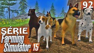 getlinkyoutube.com-Farming Simulator 2015 - Cachorros na Fazenda