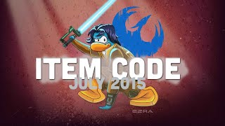 getlinkyoutube.com-Club Penguin Star Wars Item Code May 2016