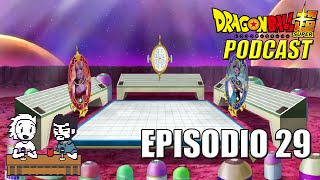 getlinkyoutube.com-Dragon Ball Super: Episodio 29 | Podcast #22