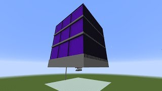 getlinkyoutube.com-Minecraft - Improved Mega Overworld Gold Farm (600+ ingots per hour)