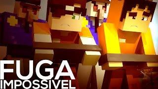 getlinkyoutube.com-Minecraft: FUGA IMPOSSÍVEL - PRISÃO DE ALCATRAZ! #5
