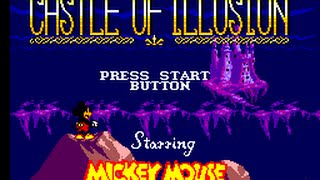 getlinkyoutube.com-Master System Longplay [010] Castle of Illusion starring Mickey Mouse