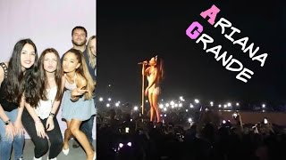 VLOG │On rencontre Ariana Grande !