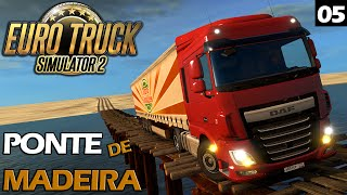 getlinkyoutube.com-Ponte de Madeira - Euro Truck Simulator 2