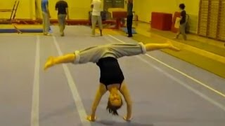 getlinkyoutube.com-Gym Training + Fun With Friends | Grace Bruce