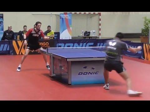 Le meilleur du Tennis de Table (Partie 2)