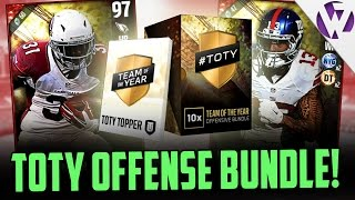 getlinkyoutube.com-PULLED THE HIGHEST OVERALL TOTY CARD!!! MADDEN 17 TOTY OFFENSE BUNDLE PACK OPENING #TOTY