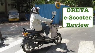 OREVA Electric Scooter Review