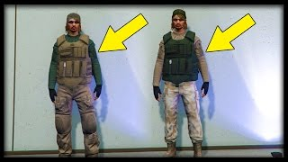 "getlinkyoutube.com-How To Save Any ""VIP or Bodyguard"" Outfit in GTA 5 Online! (After Patch 1.32)"