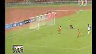 getlinkyoutube.com-Selangor 4 vs PDRM 1