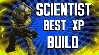 Fallout 4 Builds - The Scientist - Best Levelling Build