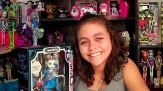 monster high frankie stein- threadarella(scary tales) doll review by wookiewarrior23