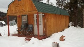 getlinkyoutube.com-OFF-GRID......TANKLESS  shower set-up A must see this thing is cool....