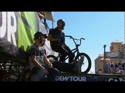 Scotty Cranmer Winning Run - Las Vegas Dew Tour BMX Park