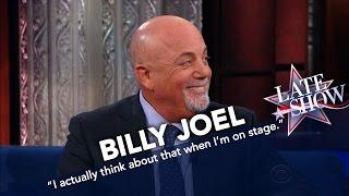 The Top 5 Billy Joel Songs, Ranked By Billy Joel