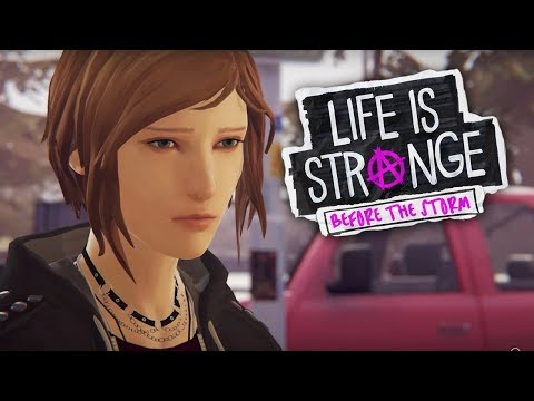 Life Is Strange: Before The Storm: Episode 2: Brave New World (XBO)   © Square Enix 2017    1/1