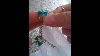 getlinkyoutube.com-İğne oyası modelleri 1 kelebek fiyonk modeli