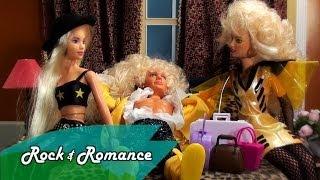 getlinkyoutube.com-Jem and The Holograms The Movie with Dolls!  Tribute Jem Movie