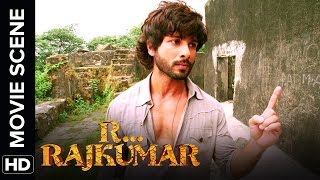 The ruthless boy Shahid | R...Rajkumar | Movie Scene