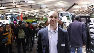 Valtra at SIMA 2017