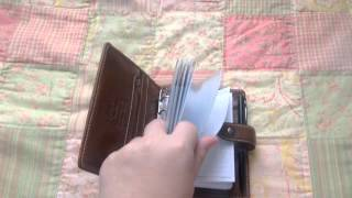 getlinkyoutube.com-Why I Hate My Pocket Malden Filofax Wallet