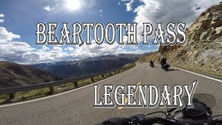 The Greatest Road in America - BEARTOOTH PASS