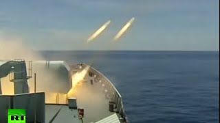 getlinkyoutube.com-Live-Fire: Chinese navy kicks off drills in South China Sea