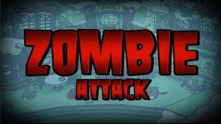 getlinkyoutube.com-Club Penguin - Zombie Attack