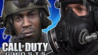 """Call of Duty: Ghosts """"Build Your Own Character"""" Height, Weight, Skin Tone & More (Cod Ghosts)"""