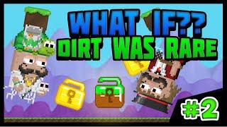 getlinkyoutube.com-Growtopia: What If Dirt Was Rare?