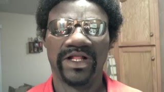 getlinkyoutube.com-Realistic Black Man Silicone Mask
