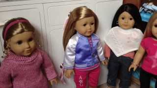 getlinkyoutube.com-How to travel with your american girl doll!