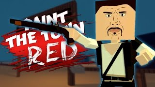 DUELING LIKE COWBOYS! - Workshop Levels W/ Mullen - Paint The Town Red