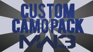 Custom Camo Pack #33   MW3   TheSkinForge view on youtube.com tube online.