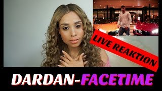 Dardan   Facetime Prod. Menju | Live Reaktion